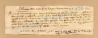 Archivio di Stato di Prato, Fondo Datini, Carteggio specializzato, Lettere di cambio, Fondaco di Firenze, Proveniente Da Avignone (busta 1142, inserto 14, codice 317974)
