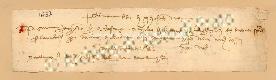 Archivio di Stato di Prato, Fondo Datini, Carteggio specializzato, Lettere di cambio, Fondaco di Firenze, Proveniente Da Bologna (busta 1142, inserto 59, codice 11737)