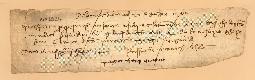 Archivio di Stato di Prato, Fondo Datini, Carteggio specializzato, Lettere di cambio, Fondaco di Firenze, Proveniente Da Bologna (busta 1142, inserto 61, codice 1403924)