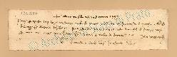 Archivio di Stato di Prato, Fondo Datini, Carteggio specializzato, Lettere di cambio, Fondaco di Firenze, Proveniente Da Gaeta (busta 1142, inserto 69, codice 135837)