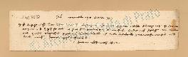 Archivio di Stato di Prato, Fondo Datini, Carteggio specializzato, Lettere di cambio, Fondaco di Firenze, Proveniente Da Gaeta (busta 1142, inserto 71, codice 1403537)