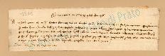Archivio di Stato di Prato, Fondo Datini, Carteggio specializzato, Lettere di cambio, Fondaco di Firenze, Proveniente Da Napoli (busta 1142, inserto 139, codice 135813)