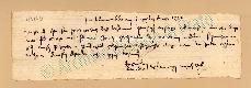 Archivio di Stato di Prato, Fondo Datini, Carteggio specializzato, Lettere di cambio, Fondaco di Firenze, Proveniente Da Napoli (busta 1142, inserto 140, codice 135169)