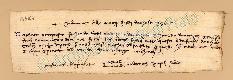 Archivio di Stato di Prato, Fondo Datini, Carteggio specializzato, Lettere di cambio, Fondaco di Firenze, Proveniente Da Napoli (busta 1142, inserto 141, codice 135167)