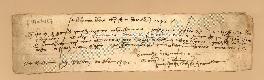 Archivio di Stato di Prato, Fondo Datini, Carteggio specializzato, Lettere di cambio, Fondaco di Firenze, Proveniente Da Roma (busta 1142, inserto 188, codice 1404167)