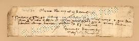 Archivio di Stato di Prato, Fondo Datini, Carteggio specializzato, Lettere di cambio, Fondaco di Firenze, Proveniente Da Roma (busta 1142, inserto 188, codice 1404170)