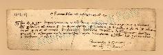 Archivio di Stato di Prato, Fondo Datini, Carteggio specializzato, Lettere di cambio, Fondaco di Firenze, Proveniente Da Roma (busta 1142, inserto 189, codice 1404171)