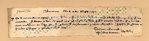 Archivio di Stato di Prato, Fondo Datini, Carteggio specializzato, Lettere di cambio, Fondaco di Firenze, Proveniente Da Roma (busta 1142, inserto 190, codice 1404292)