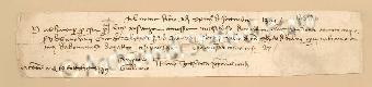 Archivio di Stato di Prato, Fondo Datini, Carteggio specializzato, Lettere di cambio, Fondaco di Genova, Proveniente Da Gaeta (busta 1144, inserto 184, codice 135130)