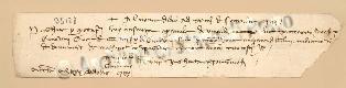 Archivio di Stato di Prato, Fondo Datini, Carteggio specializzato, Lettere di cambio, Fondaco di Genova, Proveniente Da Gaeta (busta 1144, inserto 184, codice 135128)
