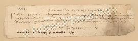 Archivio di Stato di Prato, Fondo Datini, Carteggio specializzato, Lettere di cambio, Fondaco di Genova, Proveniente Da Gaeta (busta 1144, inserto 184, codice 135132)