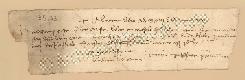 Archivio di Stato di Prato, Fondo Datini, Carteggio specializzato, Lettere di cambio, Fondaco di Genova, Proveniente Da Gaeta (busta 1144, inserto 184, codice 135133)