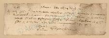 Archivio di Stato di Prato, Fondo Datini, Carteggio specializzato, Lettere di cambio, Fondaco di Genova, Proveniente Da Gaeta (busta 1144, inserto 183, codice 135105)