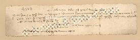 Archivio di Stato di Prato, Fondo Datini, Carteggio specializzato, Lettere di cambio, Fondaco di Genova, Proveniente Da Gaeta (busta 1144, inserto 183, codice 135119)