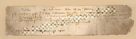 Archivio di Stato di Prato, Fondo Datini, Carteggio specializzato, Lettere di cambio, Fondaco di Genova, Proveniente Da Gaeta (busta 1144, inserto 183, codice 135121)
