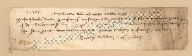Archivio di Stato di Prato, Fondo Datini, Carteggio specializzato, Lettere di cambio, Fondaco di Genova, Proveniente Da Lucca (busta 1144, inserto 189, codice 135807)