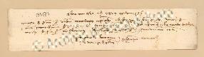 Archivio di Stato di Prato, Fondo Datini, Carteggio specializzato, Lettere di cambio, Fondaco di Genova, Proveniente Da Napoli (busta 1144, inserto 229, codice 135171)