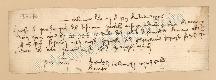 Archivio di Stato di Prato, Fondo Datini, Carteggio specializzato, Lettere di cambio, Fondaco di Genova, Proveniente Da Napoli (busta 1144, inserto 230, codice 135170)
