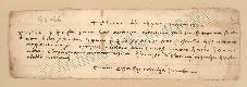 Archivio di Stato di Prato, Fondo Datini, Carteggio specializzato, Lettere di cambio, Fondaco di Genova, Proveniente Da Palermo (busta 1144, inserto 234, codice 137066)