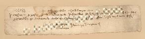 Archivio di Stato di Prato, Fondo Datini, Carteggio specializzato, Lettere di cambio, Fondaco di Genova, Proveniente Da Roma (busta 1144, inserto 277, codice 135153)