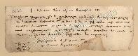 Archivio di Stato di Prato, Fondo Datini, Carteggio specializzato, Lettere di cambio, Fondaco di Genova, Proveniente Da Roma (busta 1144, inserto 278, codice 135136)