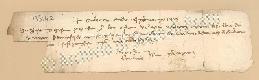 Archivio di Stato di Prato, Fondo Datini, Carteggio specializzato, Lettere di cambio, Fondaco di Genova, Proveniente Da Roma (busta 1144, inserto 278, codice 135142)