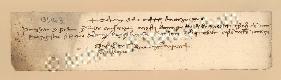 Archivio di Stato di Prato, Fondo Datini, Carteggio specializzato, Lettere di cambio, Fondaco di Genova, Proveniente Da Roma (busta 1144, inserto 278, codice 135143)