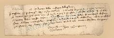 Archivio di Stato di Prato, Fondo Datini, Carteggio specializzato, Lettere di cambio, Fondaco di Genova, Proveniente Da Roma (busta 1144, inserto 278, codice 135144)