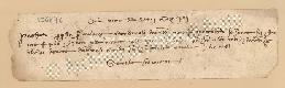 Archivio di Stato di Prato, Fondo Datini, Carteggio specializzato, Lettere di cambio, Fondaco di Genova, Proveniente Da Roma (busta 1144, inserto 279, codice 136876)