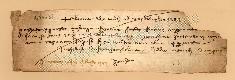 Archivio di Stato di Prato, Fondo Datini, Carteggio specializzato, Lettere di cambio, Fondaco di Pisa, Proveniente Da Firenze (busta 1143, inserto 91, codice 1404438)