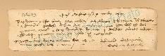 Archivio di Stato di Prato, Fondo Datini, Carteggio specializzato, Lettere di cambio, Fondaco di Pisa, Proveniente Da Gaeta (busta 1143, inserto 122, codice 135079)