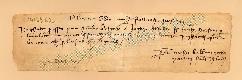 Archivio di Stato di Prato, Fondo Datini, Carteggio specializzato, Lettere di cambio, Fondaco di Pisa, Proveniente Da Lucca (busta 1143, inserto 141, codice 1403562)