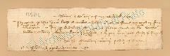 Archivio di Stato di Prato, Fondo Datini, Carteggio specializzato, Lettere di cambio, Fondaco di Pisa, Proveniente Da Lucca (busta 1143, inserto 142, codice 135816)