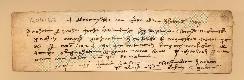 Archivio di Stato di Prato, Fondo Datini, Carteggio specializzato, Lettere di cambio, Fondaco di Pisa, Proveniente Da Palermo (busta 1143, inserto 155, codice 1404143)