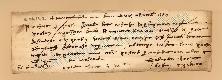 Archivio di Stato di Prato, Fondo Datini, Carteggio specializzato, Lettere di cambio, Fondaco di Pisa, Proveniente Da Palermo (busta 1143, inserto 155, codice 1404142)