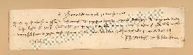 Archivio di Stato di Prato, Fondo Datini, Carteggio specializzato, Lettere di cambio, Fondaco di Pisa, Proveniente Da Roma (busta 1143, inserto 176, codice 137056)