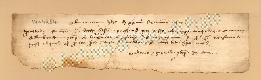 Archivio di Stato di Prato, Fondo Datini, Carteggio specializzato, Lettere di cambio, Fondaco di Pisa, Proveniente Da Roma (busta 1143, inserto 178, codice 1404284)