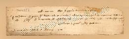 Archivio di Stato di Prato, Fondo Datini, Carteggio specializzato, Lettere di cambio, Fondaco di Pisa, Proveniente Da Roma (busta 1143, inserto 178, codice 1404283)