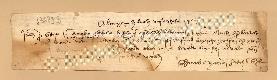 Archivio di Stato di Prato, Fondo Datini, Carteggio specializzato, Lettere di cambio, Fondaco non indicato, Proveniente Da Barcellona (busta 1142.01, inserto 3, codice 136893)