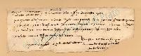 Archivio di Stato di Prato, Fondo Datini, Carteggio specializzato, Lettere di cambio, Fondaco non indicato, Proveniente Da Bologna (busta 1142.01, inserto 12, codice 1403912)