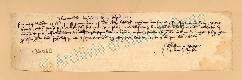 Archivio di Stato di Prato, Fondo Datini, Carteggio specializzato, Lettere di cambio, Fondaco non indicato, Proveniente Da Lucca (busta 1142.01, inserto 21, codice 136069)