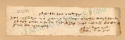 Archivio di Stato di Prato, Fondo Datini, Carteggio specializzato, Lettere di cambio, Fondaco non indicato, Proveniente Da Pisa (busta 1142.01, inserto 25, codice 318377)