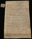 Archivio di Stato di Firenze, Diplomatico, 1092 Giugno 10, S. Vigilio di Siena
