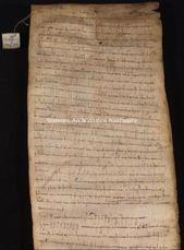 Archivio di Stato di Firenze, Diplomatico, 1096 Maggio 10, Cestello