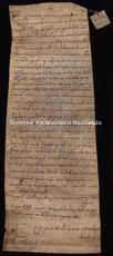 Archivio di Stato di Firenze, Diplomatico, 1101 Marzo .., Cestello
