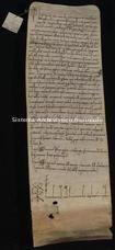 Archivio di Stato di Firenze, Diplomatico, 1102 Luglio 22, S. Vigilio di Siena