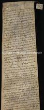 Archivio di Stato di Firenze, Diplomatico, 1102 Febbraio .., S. Apollonia di Firenze
