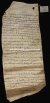 Archivio di Stato di Firenze, Diplomatico, 1103 Settembre 1, S. Vigilio di Siena