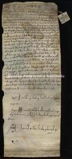 Archivio di Stato di Firenze, Diplomatico, 1110 Febbraio 15, Cestello
