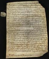 Archivio di Stato di Firenze, Diplomatico, 1119 Ottobre 28, R. Acquisto Mon. di Luco